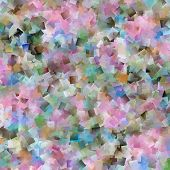 Pretty Pastel Abstract Design