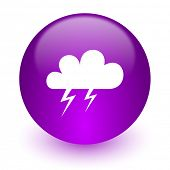 storm internet icon