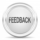 feedback internet icon