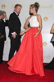 LOS ANGELES - AUG 25:  Sarah Hyland at the 2014 Primetime Emmy Awards - Press Room at Nokia Theater