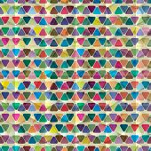 Multicolor abstract bright background with triangles. Elements for design. Eps10.