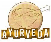 Ayurveda Circle Stripes