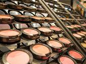 Beauty Make Up Display