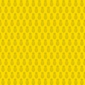 pineapple seamless design