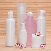 Different Facial Cleansers And Makeup Removers