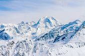 Mountainous country