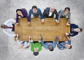 Diversity Business People Teamwork Support Concept