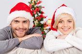 Celebrating Christmas Together.