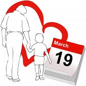 March 19, The Father's Day