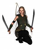 Female Warrior - 1