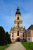 barocke Kloster, Wilhering, Österreich