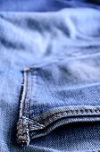 Background Of Denim