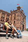 Madrid Tourists - Plaza De Toros De Las Ventas, Spain