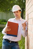 Builder In Hardhat With Documents