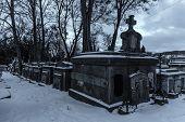 Lychakivske Cemetery