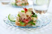 Spicy Chicken Salad Sandwich