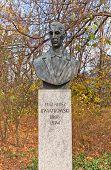 Eugeniusz Kwiatkowski Monument In Warsaw, Poland