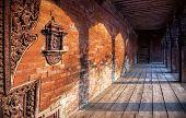 Nepali Architecture In Bhaktapur