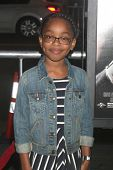 LOS ANGELES - JAN 20:  Marsai Martin at the