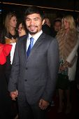 LOS ANGELES - JAN 20:  Manny Pacquiao at the
