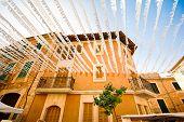 Build Of Santanyi, Mallorca