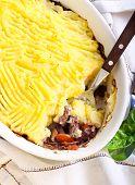 image of pie  - shepherd - JPG