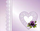 Antique Lavender Present