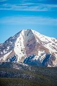 image of passed out  - the colorado rocky mountains near monarch pass