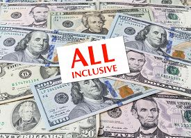 image of all-inclusive  - Card  - JPG