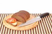 Knife Tomato Bread