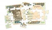 200 Naira Cash Puzzle