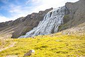 Westfjords - Dynjandi Waterfall, Iceland