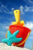 Beach Toys poster