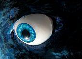 Big Blue Eye