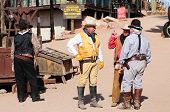 Old Cowboy Gunfighters
