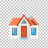 Постер, плакат: House Home Icon