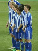 HIK Helsinki players