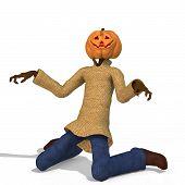 Mister Pumpkin #03