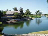 Arizona Home On Golf Course