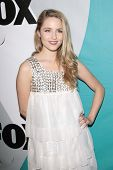 LOS ANGELES - 13 JAN: Dianna Argon op de Fox Winter All-Star Party in Los Angeles, Californië op Ja