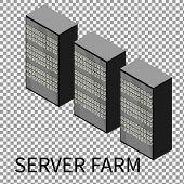 server poster