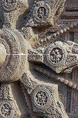 Erotic Carvings On Hindu Temple