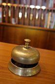 Hotel Brass Bell