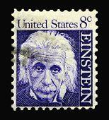 Albert Einstein-Briefmarke