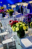 pic of centerpiece  - wonderful wedding decorations - JPG