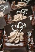 Valentine's day delicious dessert
