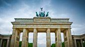 Brandenburger Tor vorne