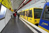 Essen Light Rail