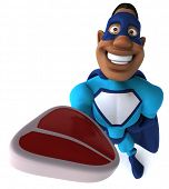 Super-herói negro
