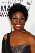 LOS ANGELES - FEB 1:  Gladys Knight arrives at the 44th NAACP Image Awards at the Shrine Auditorium